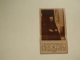 "Origineel Knipsel ( C 719 ) Uit Tijdschrift  "" Ons Land ""  1926 :  Honderdjarige E. H. Lamal  Campenhout  Kampenhout - Ohne Zuordnung"
