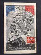 Souvenir Du Circuit De L'Est Organisé Par Le Matin - 1910 - Meetings