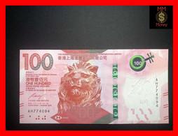 HONG KONG 100 $  1.1.2018  P. New  HSBC  UNC - Hong Kong