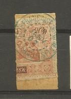 53a  Moitié Du 20 Centimes   Beau Cachet     (855) - Oblitérés
