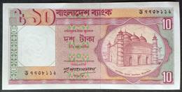 HM0325 - Bangladesh 1996 10 Taka Banknote P-26c.3 UNC - Korea, South
