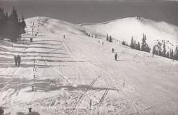 2267) ZELL Am SEE - SCHMITTENHÖHE - Breiteckc Lift Mit Skifahrern ALT !! - Zell Am See