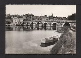 CPSM Gf . 18 . VIERZON . Le Pont Du Cher . - Vierzon
