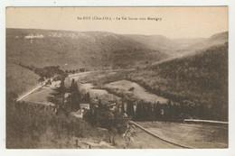 21 - Ste-Foy - Le Val Suzon Vers Messigny - Otros Municipios