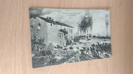 CPA - Bataille - Szene Aus Der Schlacht Bei St Privat - Otros