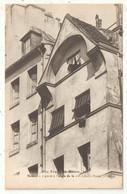 75 - PARIS 4 - Rue François-Miron, 12 - Maison à Pignon à L'angle De La Rue Cloche-Perce - ELD - Paris (04)