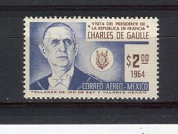 MEXIQUE - Y&T Poste Aérienne N° 244** - MNH - Général De Gaulle - Mexico