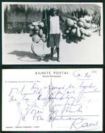 PORTUGAL - GUINÉ  [ 031 ] - DISTRIBUIDOR DE VINHO DE PALMA - BULA - Guinea-Bissau