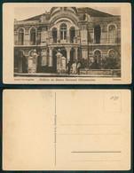 PORTUGAL - GUINÉ  [ 038 ] - BISSAU - EDIFICIO DO BANCO NACIONAL ULTRAMARINO BOLAMA - Guinea-Bissau