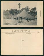 PORTUGAL - GUINÉ  [ 040 ] - BAFATA VILLAGE MANCAGNE - Guinea-Bissau