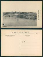PORTUGAL - GUINÉ  [ 041 ] - BAFATA VUE GENERALE - Guinea-Bissau