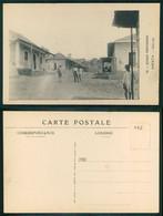 PORTUGAL - GUINÉ  [ 042 ] - BAFATA UNE RUE - Guinea-Bissau
