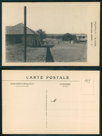 PORTUGAL - GUINÉ  [ 043 ] - BAFATA LA GRAND RUE - Guinea-Bissau