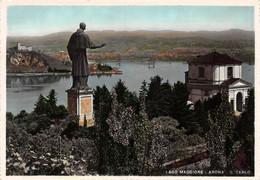 Lago Maggiore Arona S. Carlo  ( 10 X 15 Cm) - Novara