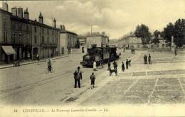 France > [54] Meurthe Et Moselle > Lunéville > Le Tramway  / 98 - Luneville