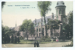 Courtrai Kortrijk Boulevard De Groeninghe - Kortrijk