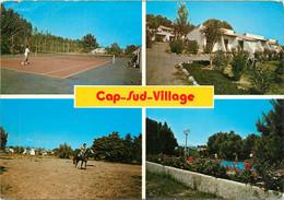 CPSM VENZOLASCA - Résidence Vacances - Cap Sud Village - Les Bastidons , Piste Equestre, Le Tennis, La Piscine      L448 - Other Municipalities