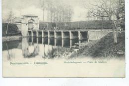 Dendermonde Termonde Mechelschepoort - Dendermonde