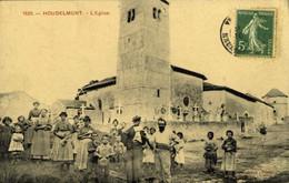 France > [54] Meurthe Et Moselle > Houdelmont > L'église  / 98 - Altri Comuni