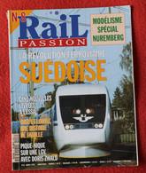 Rail Passion N° 8 03/1996  Liste Des Articles Dans La Description - Trains