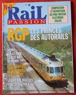 Rail Passion N° 9 05/1996  Liste Des Articles Dans La Description - Trains