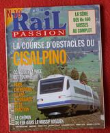 Rail Passion N° 10 07/1996  Liste Des Articles Dans La Description - Trains