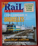 Rail Passion N° 12 11/1996  Liste Des Articles Dans La Description - Trains