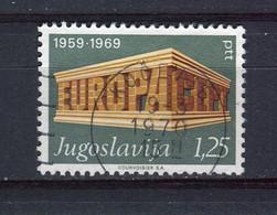 YOUGOSLAVIE - Y&T N° 1252° - Europa - Gebraucht