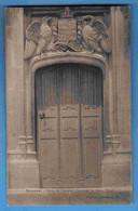 58 - Nevers - Porte De L'Escalier D'honneur Du Palais Ducal - Carte Vierge - Nevers