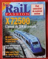 Rail Passion N° 15 05/1997  Liste Des Articles Dans La Description - Trains