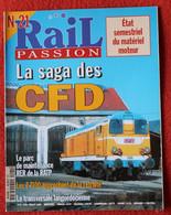 Rail Passion N° 21  06- 07/1998   Liste Des Articles Dans La Description - Trains