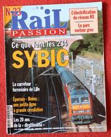 Rail Passion N° 23  10-11/1998   Liste Des Articles Dans La Description - Trains