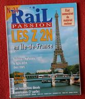 Rail Passion N° 24  12/1998   Liste Des Articles Dans La Description - Trains
