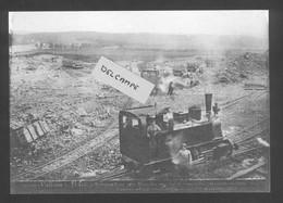 Ligne Frasne-Vallorbe - Dérivation Du Doubs - Vue D'ensemble Des Manoeuvres -  - 13 Octobre 1913 - Reproduction - Altri Comuni