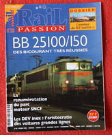 Rail Passion N° 26  02/1999   Liste Des Articles Dans La Description - Trains