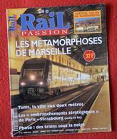 Rail Passion N° 27  03/1999   Liste Des Articles Dans La Description - Trains