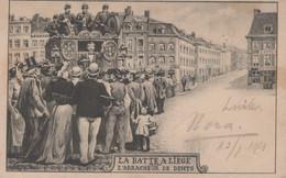 LIEGE - 1903 - La Batte A Liege - Liège