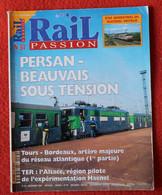 Rail Passion N° 34  12/1999  Lorraine : Mine  Liste Des Articles Dans La Description - Trains