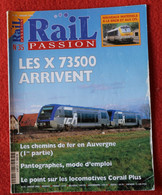 Rail Passion N° 35  01/2000  Liste Des Articles Dans La Description - Trains