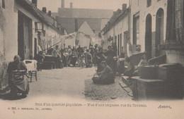 ANTWERPEN - Ca 1900 - Quartier Populaire - Rue Couvent - Antwerpen