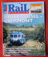 Rail Passion N° 43  11/2000  Liste Des Articles Dans La Description - Trains