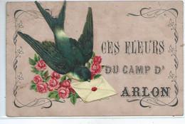 Fleurs Du Camp D'Arlon ( Cachet D'Arlon ) - Arlon