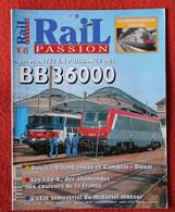 Rail Passion N° 49  05/2001     Douai Valencienne Cambrai  Liste Des Articles Dans La Description - Trains