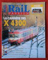 Rail Passion N° 57  03/200  Roanne - St Etienne      Liste Des Articles Dans La Description - Trains