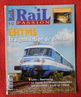 Rail Passion N°  62   09/2002   Lille - Tourcoing       Liste Des Articles Dans La Description - Trains