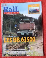 Rail Passion N°  63   10/2002     Trouville Dives - Cabourg      Liste Des Articles Dans La Description - Trains