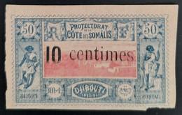 C - Cote Fr Des SOMALIS 1902 N°29 (cote37) - Used Stamps