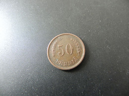 Finnland 50 Penniä 1942 - Finland