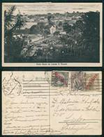 PORTUGAL - SÃO TOMÉ E PRÍNCIPE  [ 0181 ] - VISTA GERAL DA CIDADE CERES FILATELIA STAMPS TIMBRE - Santo Tomé Y Príncipe