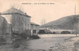 THOIRETTE - Pont De La Platière Et Le Moulin - Other Municipalities